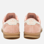 Женские кроссовки adidas Originals Hamburg Vapour Pink/Off White/Gum фото- 5