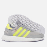 Женские кроссовки adidas Originals Iniki Runner Boost Clear Onix/Solar Yellow/White фото- 1