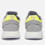 Женские кроссовки adidas Originals Iniki Runner Boost Clear Onix/Solar Yellow/White фото- 3