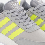 Женские кроссовки adidas Originals Iniki Runner Boost Clear Onix/Solar Yellow/White фото- 5