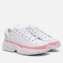 Женские кроссовки adidas Originals Kiellor Cloud White / Cloud White / Glory Pink фото- 0