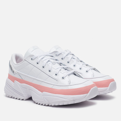 Женские кроссовки adidas Originals Kiellor Cloud White / Cloud White / Glory Pink