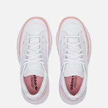 Женские кроссовки adidas Originals Kiellor Cloud White / Cloud White / Glory Pink фото- 1
