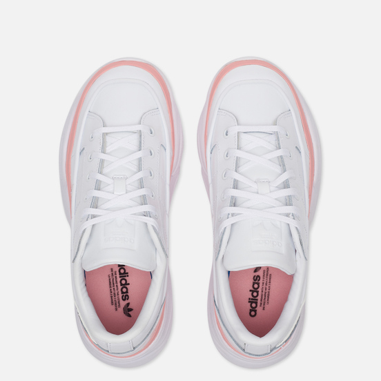 Женские кроссовки adidas Originals Kiellor Cloud White / Cloud White / Glory Pink