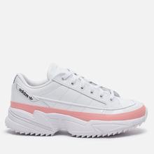 Женские кроссовки adidas Originals Kiellor Cloud White / Cloud White / Glory Pink фото- 3