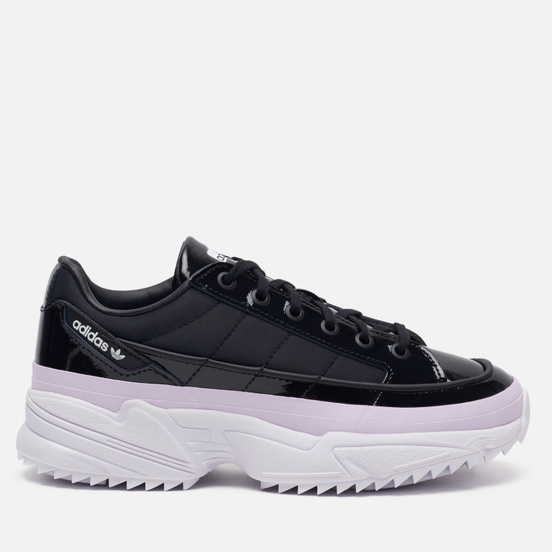 Женские кроссовки adidas Originals Kiellor Core Black/Core Black/Purple Tint