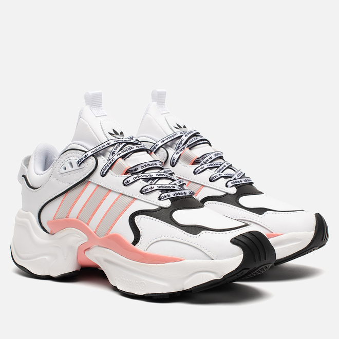 Женские кроссовки adidas Originals Magmur Runner Cloud White/Grey/Glory Pink