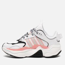 Женские кроссовки adidas Originals Magmur Runner Cloud White/Grey/Glory Pink фото- 5