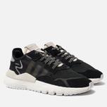 Женские кроссовки adidas Originals Nite Jogger Core Black/Carbon/Raw White фото- 2