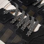 Женские кроссовки adidas Originals Nite Jogger Core Black/Carbon/Raw White фото- 6
