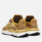 Женские кроссовки adidas Originals Nite Jogger Gold Metallic/Core Black/Gold Metallic фото - 2