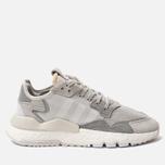 Женские кроссовки adidas Originals Nite Jogger Grey One/Crystal White/Grey Two фото- 0
