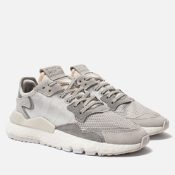 Женские кроссовки adidas Originals Nite Jogger Grey One/Crystal White/Grey Two
