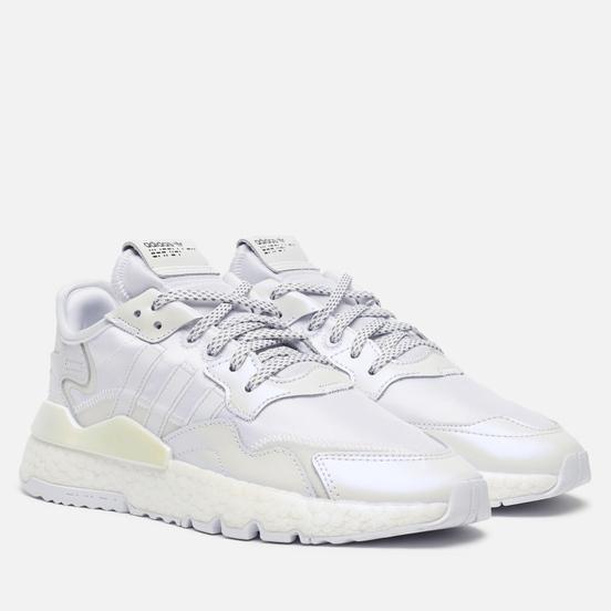 Женские кроссовки adidas Originals Nite Jogger Grey Two/Cloud White/Cloud White