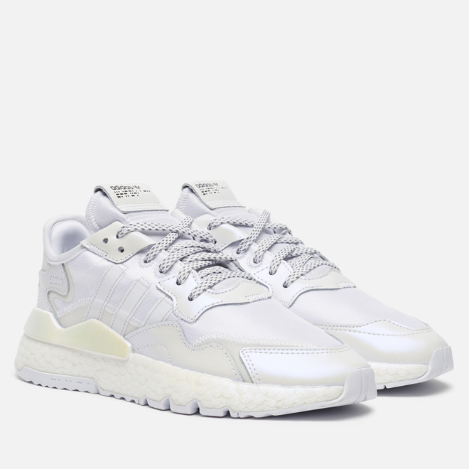 Женские кроссовки adidas Originals Nite Jogger Grey Two/Cloud White/Cloud White