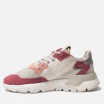 Женские кроссовки adidas Originals Nite Jogger Raw White/White/Trace Pink фото- 1