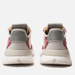 Женские кроссовки adidas Originals Nite Jogger Raw White/White/Trace Pink фото- 3