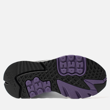 Женские кроссовки adidas Originals Nite Jogger Sky Tint/Vivid Pink/Purple Tint фото- 4
