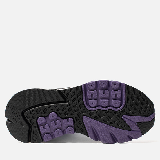 Женские кроссовки adidas Originals Nite Jogger Sky Tint/Vivid Pink/Purple Tint