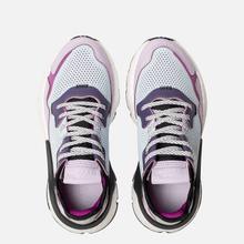 Женские кроссовки adidas Originals Nite Jogger Sky Tint/Vivid Pink/Purple Tint фото- 1