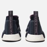 Женские кроссовки adidas Originals NMD City Sock 1 Primeknit Legend Ink/Legend Ink/Clear Lilac фото- 3