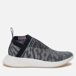 Женские кроссовки adidas Originals NMD City Sock 2 Primeknit BlackGrey/Black/Pink фото- 0