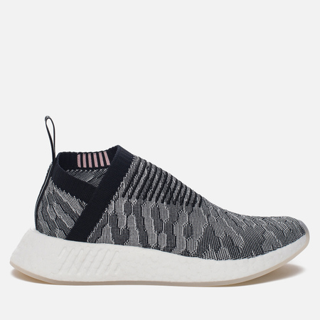 Женские кроссовки adidas Originals NMD City Sock 2 Primeknit BlackGrey/Black/Pink