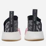 Женские кроссовки adidas Originals NMD City Sock 2 Primeknit BlackGrey/Black/Pink фото- 3