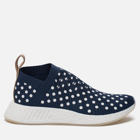 Женские кроссовки adidas Originals NMD City Sock 2 Primeknit Collegiate Navy/Collegiate Navy/White