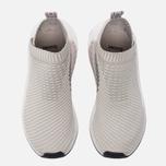 Женские кроссовки adidas Originals NMD CS2 Primeknit Pearl Grey/Pearl Grey/White фото- 4