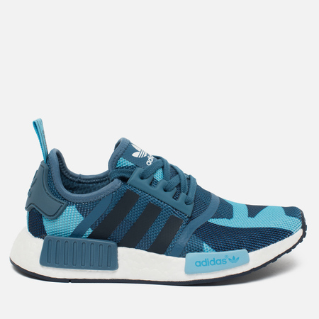 adidas Originals NMD R1 Blanch Women's Sneakers Blue/Collegiate Navy
