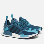 Женские кроссовки adidas Originals NMD R1 Blanch Blue/Collegiate Navy фото- 1