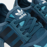 Женские кроссовки adidas Originals NMD R1 Blanch Blue/Collegiate Navy фото- 5