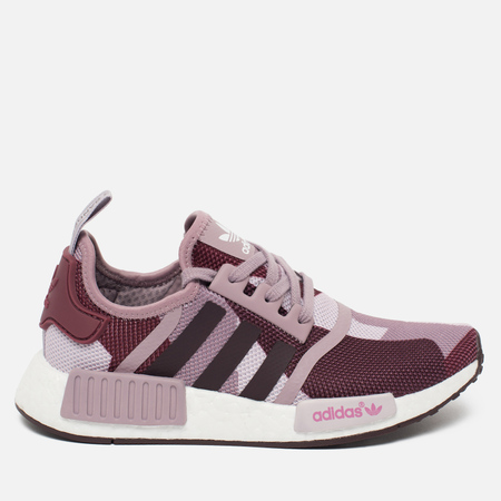 Женские кроссовки adidas Originals NMD R1 Blanch Purple/Night Red