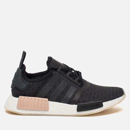 Женские кроссовки adidas Originals NMD R1 Chalk Pearl Pack Core Black/Carbon/Running White