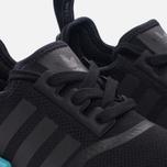 Женские кроссовки adidas Originals NMD R1 Core Black/Core Black/Icey Blue фото- 4