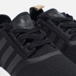 Женские кроссовки adidas Originals NMD R1 Core Black/Ice Purple/White фото- 5