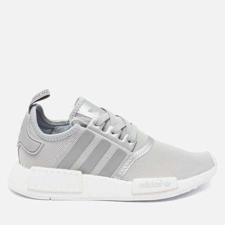 Женские кроссовки adidas Originals NMD R1 Grey/White
