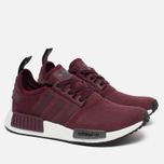 Женские кроссовки adidas Originals NMD R1 Maroon/Solid Grey фото- 1