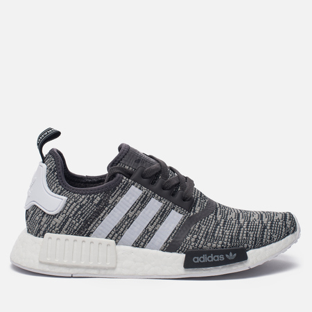 Женские кроссовки adidas Originals NMD R1 Midnight Grey/White/Mid Grey