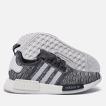 Женские кроссовки adidas Originals NMD R1 Midnight Grey/White/Mid Grey фото- 1
