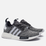 Женские кроссовки adidas Originals NMD R1 Midnight Grey/White/Mid Grey фото- 2