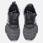 Женские кроссовки adidas Originals NMD R1 Midnight Grey/White/Mid Grey фото- 4