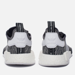 Женские кроссовки adidas Originals NMD R1 Midnight Grey/White/Mid Grey фото- 5
