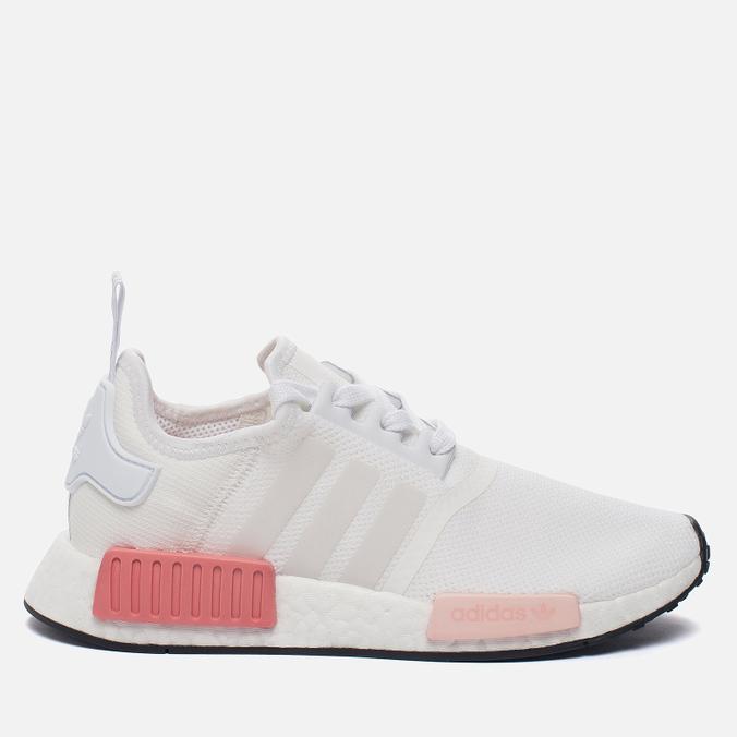 Женские кроссовки adidas Originals NMD R1 Running White/Running White/Icey Pink