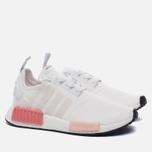 Женские кроссовки adidas Originals NMD R1 Running White/Running White/Icey Pink фото- 1