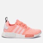 Женские кроссовки adidas Originals NMD R1 Sun Glow/White/Haze Coral фото- 0