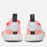 Женские кроссовки adidas Originals NMD R1 Sun Glow/White/Haze Coral фото- 5