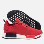 Женские кроссовки adidas Originals NMD R1 Vivid Red/Collegiate Navy/White фото- 2