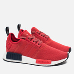 Женские кроссовки adidas Originals NMD R1 Vivid Red/Collegiate Navy/White фото- 1